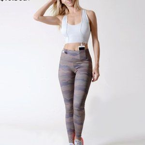 NWT Camouflage Workout Leggings